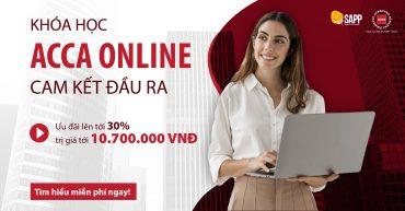 Khóa học ACCA Online
