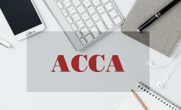 học phí ACCA hết bao nhiêu tiền