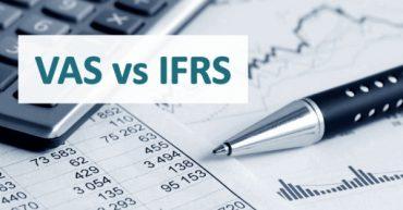 so sánh tóm tắt chuẩn mực báo cáo tài chính quốc tế (ifrs) và chuẩn mực kế toán việt nam (vas)