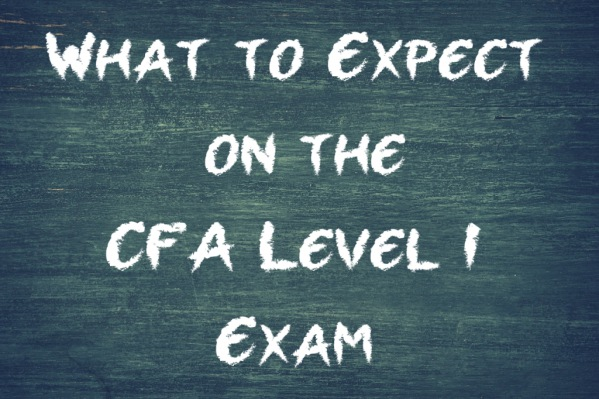 CFA level 1 2