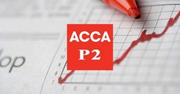 acca p2 là gì