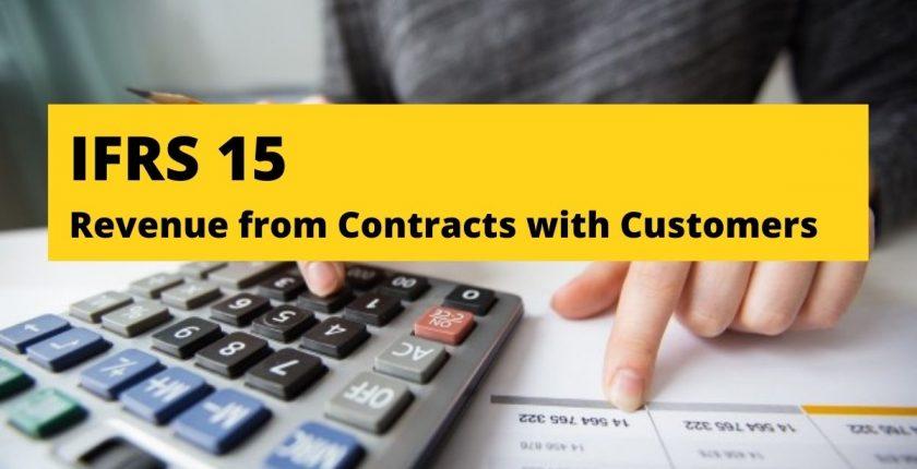 IFRS 15 - Revenue from Contracts with Customers (Doanh thu từ hợp đồng khách hàng) là gì?